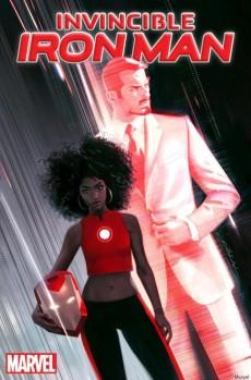 Riri Williams - nouvelle Iron Man pour Marvel NOW