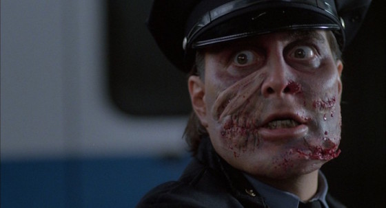 Robert Z'dar dans Maniac Cop de William Lustig