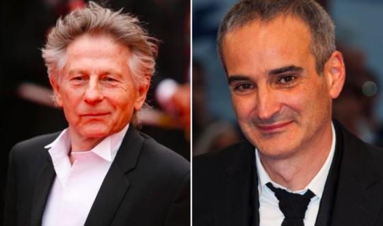 Roman Polanski et Olivier Assayas