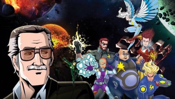 Stan Lee's Crusaders