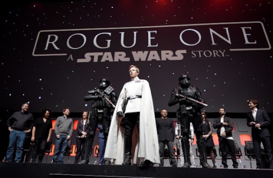 Star Wars Celebration - Rogue One A Star Wars Story / photo Collider
