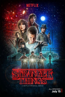 Stranger Things - nouveau poster