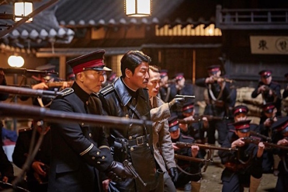The Age of Shadows de Kim Jee-woon