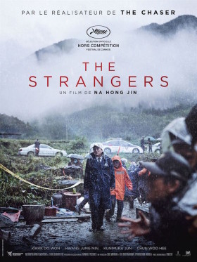 The strangers - affiche