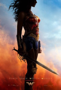 Wonder Woman - affiche teaser
