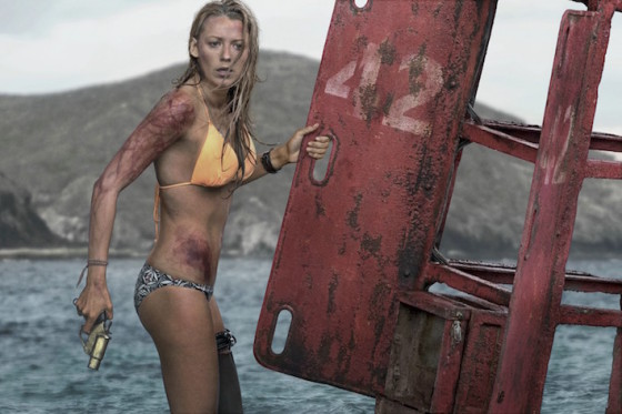 Blake Lively dans Instinct de Survie The Shallows