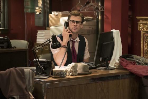 Chris Hemsworth - SOS Fantomes (Ghostbusters)
