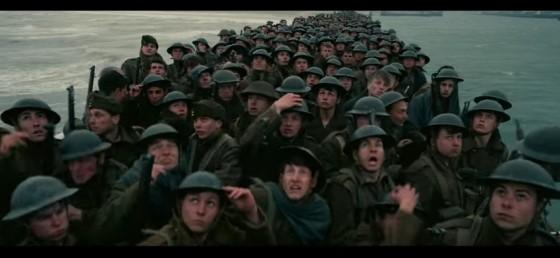 Dunkirk de Christopher Nolan