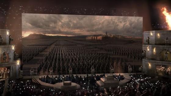 Game of Thrones en concerts live