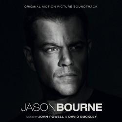 Jason Bourne - pochette musique
