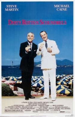 Le plus escroc des deux (Dirty Rotten Scroundels) - affiche