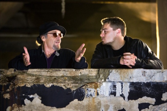 Leonardo DiCaprio et Jack Nicholson - Les Infiltres