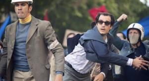Louis Garrel en Jean-Luc Godard - Le Redoutable