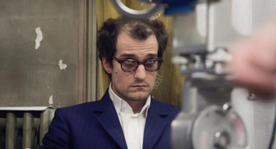 Louis Garrel en Jean-Luc Godard - Le Redoutable de Michel Hazanavicius