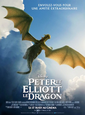 Peter et Elliott le Dragon - poster