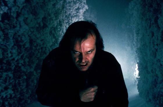 Jack Nicholson - Shining