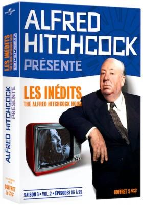 Alfred Hitchcock presente (saison 3, volume 2) - jaquette
