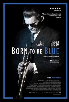 Born to be blue - affiche