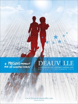 Festival de Deauville 2016 - affiche