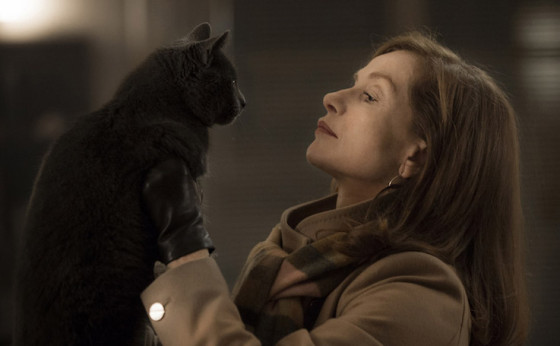 Isabelle Huppert - Elle de Paul verhoeven
