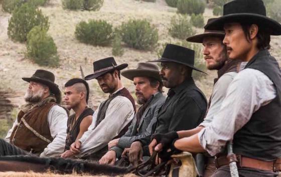 Les 7 Mercenaires de Antoine Fuqua