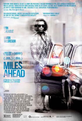Miles Ahead - affiche