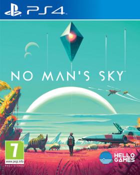 No Man's Sky - packshot