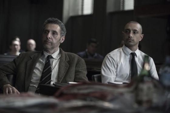 Riz Ahmed et John Turturro - The Night Of sur HBO
