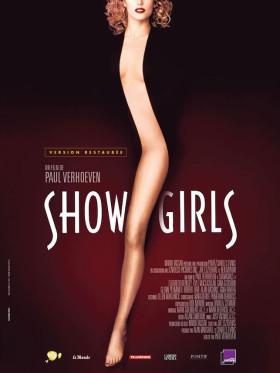 Showgirls - affiche