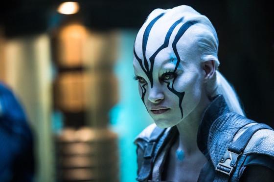 Sofia Boutella (Jaylah) - Star Trek Sans Limites (Star Trek Beyond)