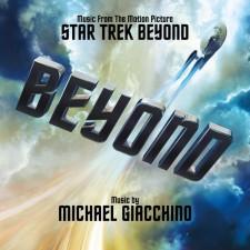 Star Trek Sans Limites (Star Trek Beyond) - pochette