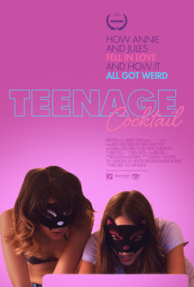 Teenage cocktail -affiche