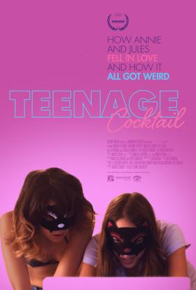 Teenage cocktail -affiche