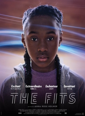 The Fits de Anna Rose Holmer - affiche