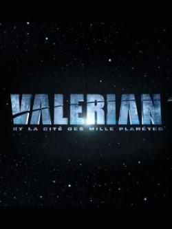 Valerian - poster logo