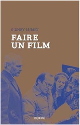 Faire un film de Sidney Lumet - covuerture