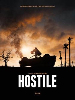 Hostiles - affiche teaser