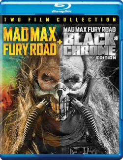 Mad Max Fury Road - edition chrome, noir et blanc