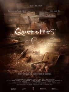 Quenottes - affiche
