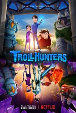 Trollhunters affiche