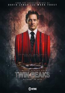 Twin Peaks suite - affiche