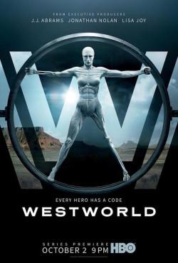 Westworld - poster HBO