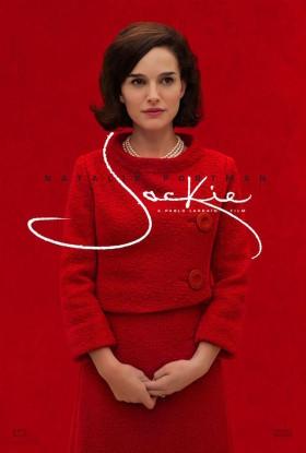 Jackie de Pablo Larrain - affiche