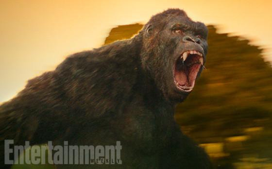 King Kong - Kong Skull Island