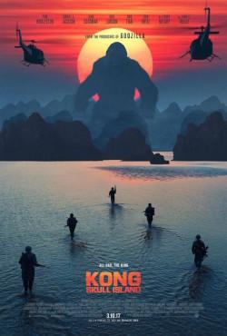 Kong Skull Island - poster
