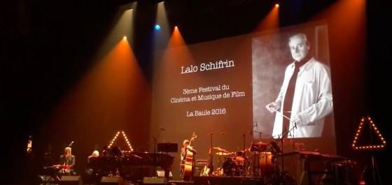 Lalo Schifrin - Festival de la Baule 2016