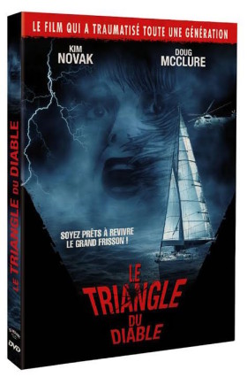 Le Triangle du Diable - jaquette