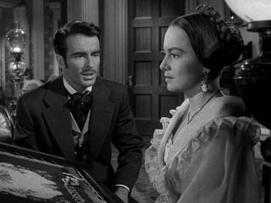 Olivia de Havilland et Montgomery Clift - LHeritiere de William Wyler