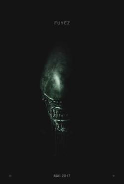 Alien Covenant - affiche francaise