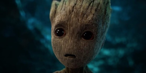 Bebe Groot - Les Gardiens de la Galaxie vol. 2 de James Gunn